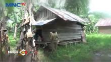 Penyandang Disabilitas Tinggal Sebatang Kara dalam Gubuk di Tanggamus