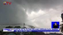 Angin Puting Beliung Rusak Warga di Aceh Tengah