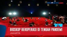 Bioskop di Jakarta Kembali Beroperasi Meski Pandemi Belum Usai