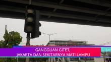 Gangguan Gitet Padamkan Listrik di Jakarta dan Sekitarnya