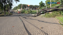 Diterjang Angin Puting Beliung, Tujuh Pabrik Mengalami Kerusakan