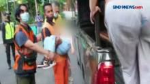 Ibu dan Anak Jadi Korban Tabrak Lari Sedan Mewah