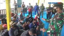 Penyelundupan 36 Pekerja Migran Ilegal Berhasil Digagalkan di Tanjung Balai Asahan