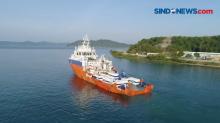 Pencarian KRI Nanggala-402, Ini Tampilan Kapal Penyelamat dari Malaysia