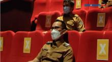 Bioskop di Tangerang Selatan Mulai Dibuka
