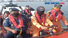 Penyekatan Jalur Laut, 3 Kapal Kayu Pemudik Diputar Balik