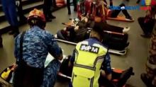 LRT di Malaysia Terlibat Kecelakaan Pertama Kali Dalam 23 tahun