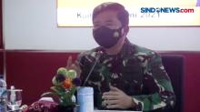 Kasus Melonjak, Panglima TNI Pimpin Rapat Penanganan Covid-19 di Kudus dan Grobogan
