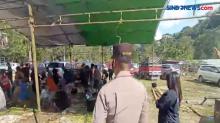 Pesta Adat Rambu Solo Dibubarkan Polisi