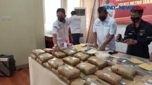 Polisi Tangkap Bandar Sabu di Bandara Kualanamu