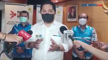 Erick Thohir Sidak Unit Induk Pusat Pengatur Beban Jawa, Madura, Bali Milik PLN