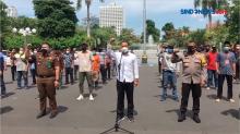 126 Relawan Sopir Ambulans jadi Amunisi Baru Pemkot Surabaya Hadapi Covid-19