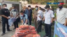 Pasien Covid-19 Meningkat, DPRD Donasikan 300 Kantong Jenazah