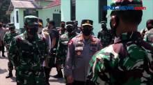 Aksi Perintah Presiden, Panglima TNI Sidak Gudang dan Pendistribusian Obat di Banten