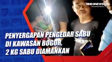 Penyergapan Pengedar Sabu di Kawasan Bogor, 2 Kg Sabu Diamankan