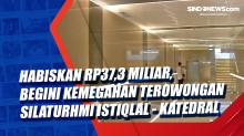 Habiskan Rp37,3 Miliar, Begini Kemegahan Terowongan Silaturahmi Istiqlal - Katedral