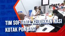 Tim Softball Keluhkan Nasi Kotak Pon Basi