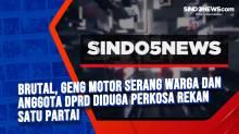 Brutal, Geng Motor Serang Warga dan Anggota DPRD Diduga Perkosa Rekan Satu Partai