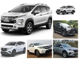 Ini Perbandingan Low SUV 7 Kursi Varian Termurah yang Bikin Hati Tergoda