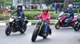 Jokowi Jajal Sirkuit Mandalika Pakai Kawasaki W175, Yuk Kupas Spesifikasinya