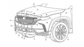 Ada Campur Tangan Toyota, Mazda Bocorkan Tampang SUV CX-50