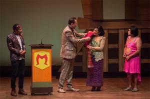 Akhir Pekan Ini, Nikmati Suguhan Teater Sambil Berdonasi bagi Pekerja Seni