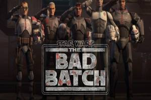 Mengenal The Bad Batch, Bintang Baru Animasi Star Wars di Disney