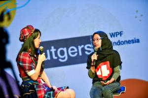 Gandeng JKT48, Rutgers Indonesia Ajak Remaja Melek Isu HKSR
