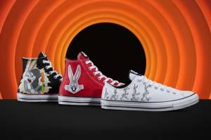 Kolaborasi dengan Warner Bros, Converse Rilis Koleksi Bertema Bugs Bunny