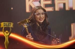 Jedar Terisak di Panggung Silet Awards, Sinetron Putri untuk Pangeran Borong Penghargaan