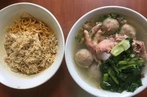 Lezatnya Makan Mi Yamin Legendaris di Bandung, Harus Coba!