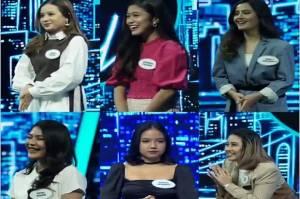Ini Kontestan yang Dapat 5 Yes Juri Idol, Termasuk Mereka yang Berparas Cantik