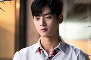Jadi Pria Dingin, Cha Eun-woo Masih Tetap Terlihat Tampan