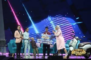 Betrand-Ruben Berbagi Berkah, Rossa Nyanyikan Hati yang Tersakiti dalam 2 Bahasa