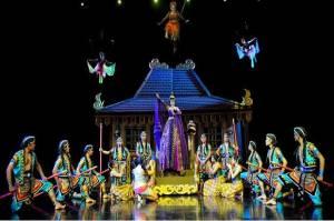 Nusa Dua Bali Jadi Kawasan Wisata MICE dengan Sentuhan Seni yang Memikat