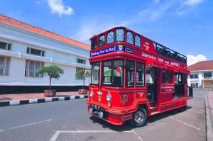 Si Bandros Bandung Tour on Bus yang Memanjakan Wisatawan