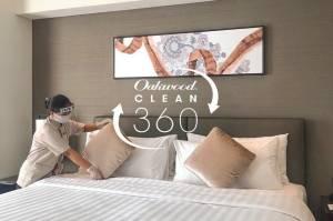 Oakwood Clean360! Staycation Aman dan Nyaman di Oakwood Hotel & Residence Surabaya