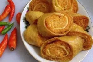 Resep Tofu Egg Roll, Solusi Makan Enak di Tanggal Tua