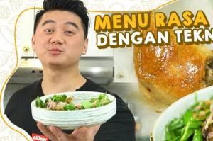 Chef Arnold Bagi Tips Biar Daging Bebek Lebih Krispi, Penasaran?