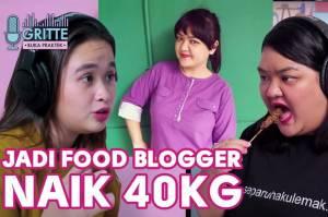 Berat Badan Naik 40 Kilogram, Begini Cara Food Vlogger Kembalikan Percaya Diri