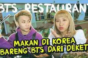 Ternyata, Ini Dia Restoran Favorit Personel BTS di Korea!