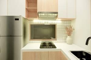 Backsplash Dinding Belakang Kompor Percantik Dapur