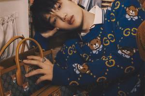 Pertama di Korea, GUCCI Gandeng Kai EXO Rilis Koleksi Kolaborasi