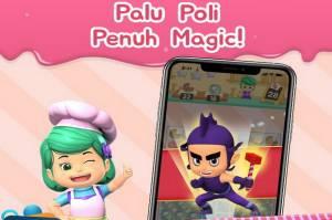 Ada Palu Poli Penuh Magic di Lola Bakery, Mainkan Gamenya di RCTI+!