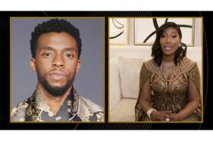 Chadwick Boseman Sabet Gelar Best Actor in a Motion Picture Golden Globe Awards 2021