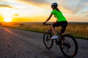 Bersepeda secara Teratur Bantu Bakar Kalori dan Hilangkan Lemak Perut