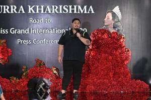 Jelang Ikuti Kontes Kecantikan Internasional, Igun Gembleng Kharisma Aura