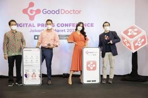 Good Doctor Hadirkan Aplikasi untuk Permudah Akses Layanan Kesehatan di Masa Pandemi