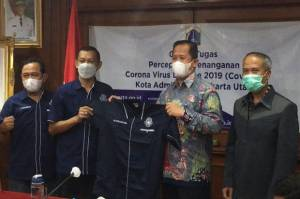 Pemkot Jakarta Utara Beri Dukungan untuk Kejayaan Persitara