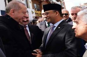 Unggah Progres Pembangunan Waduk di Jakarta Timur, Warganet Sebut Anies Erdogan Indonesia